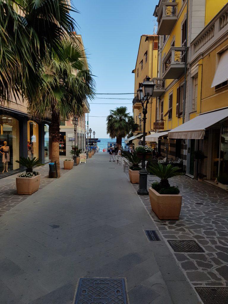 Vakantie Alassio, Italiaanse Rivièra