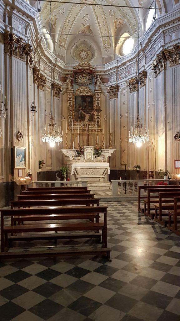 Chiesa di Sant'Anna al Mare, Alassio