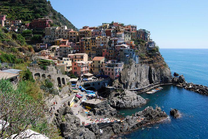 Cinque Terre, Ligurië, Italië www.alassio.nl vakantie accommodaties