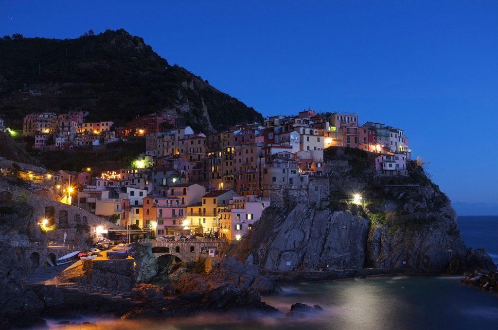 Cinque Terre, Ligurië, Italië
