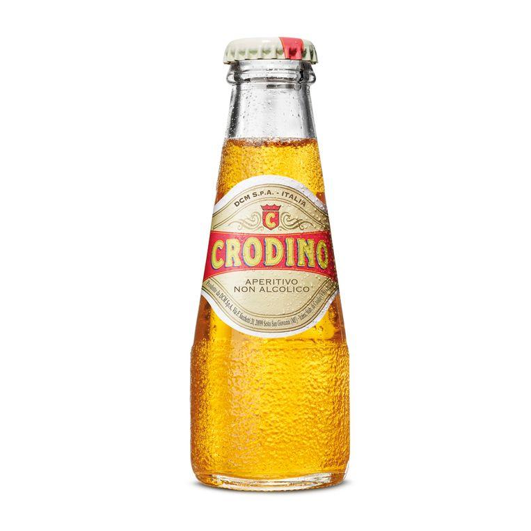 Crodino, aperativo non Alcoholico, alcoholvrij aperitief