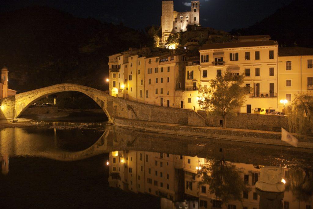 Dolceacqua, Ligurië, Italië