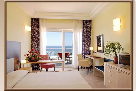 Grand Hotel Spiaggia, Alassio, bloemenrivièra, Italië **** (strandhotel in Alassio)