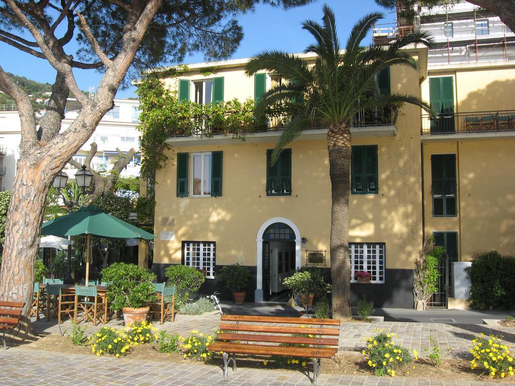 Hotel Beau Rivage, Alassio, Italië www.alassio.nl