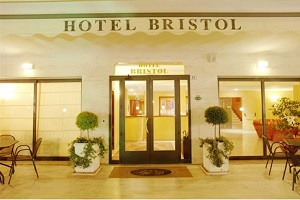 Hotel Bristol, Alassio, Italië