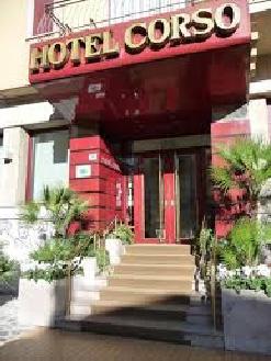 Hotel Corso, Alassio, bloemenriviera, Italië