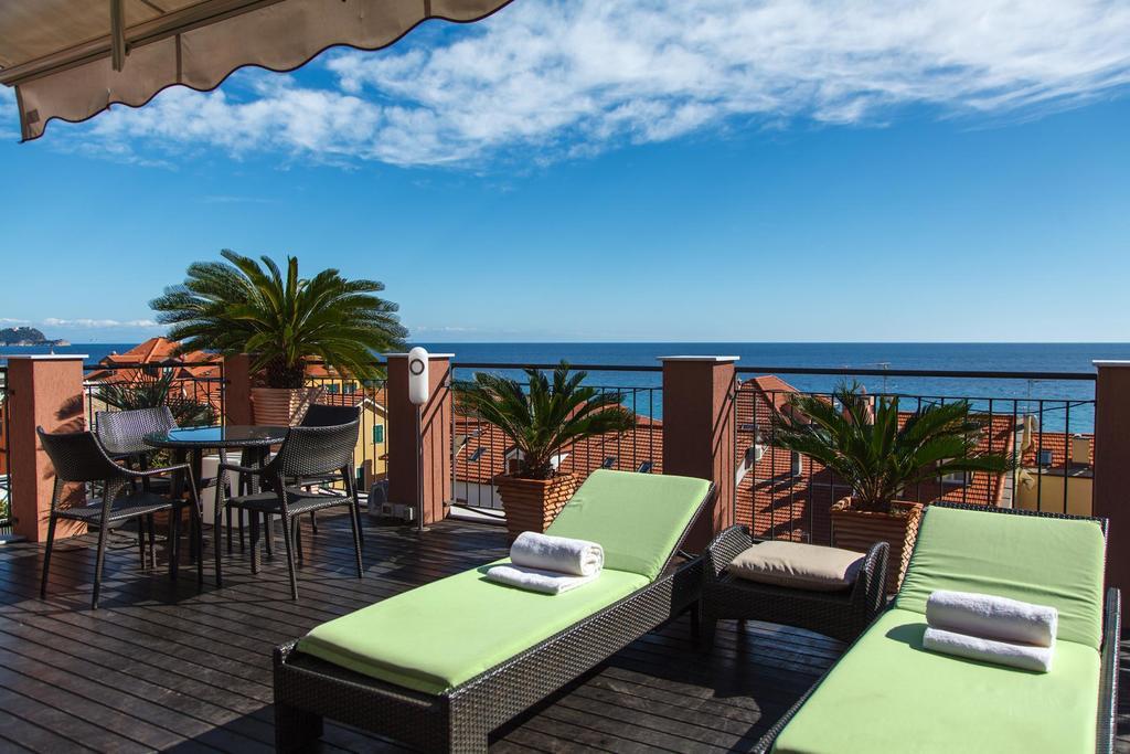 Hotel Rosa & Spa, Alassio, Italië *** (Alassio familiehotel) www.alassio.nl
