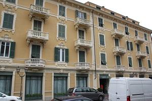 Hotel dei Fiori, Alassio, bloemenriviera, Italië