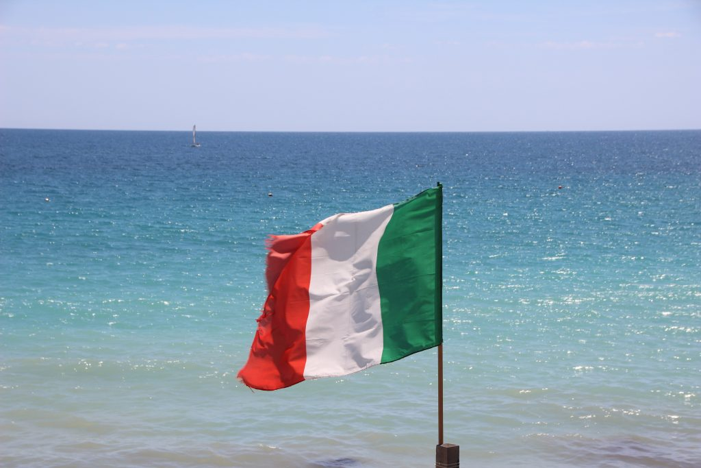 Vakantie Alassio, bloemenriviera, Ligurië, Italie