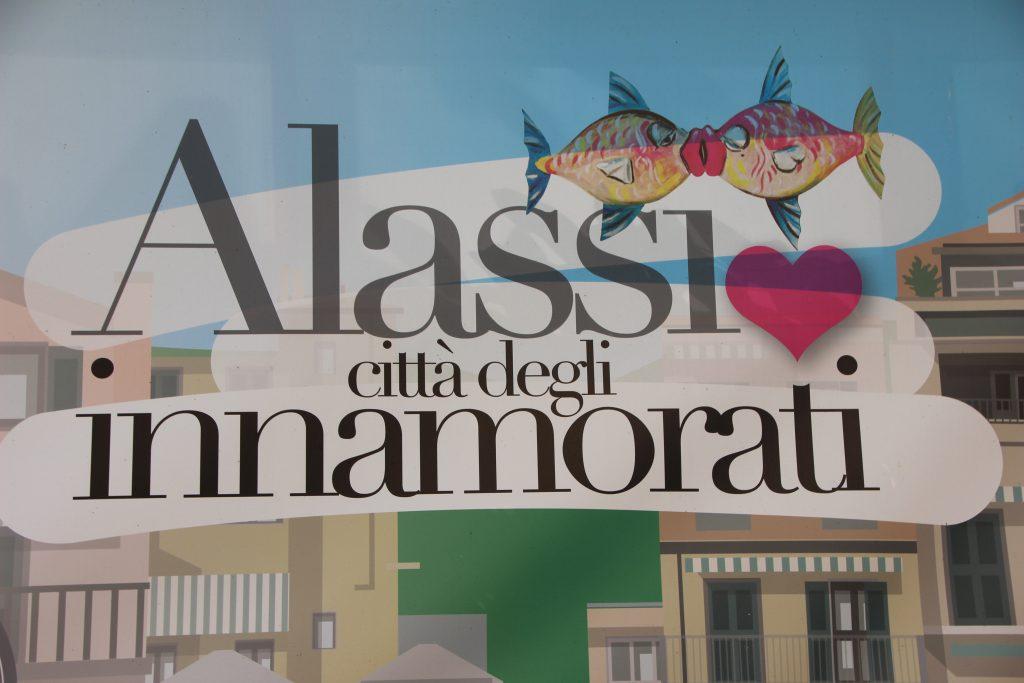 Overzicht Alassio Bed & Breakfast (B&B), Italiaanse Rivièra, Ligurië, Italië