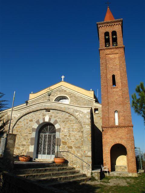 Madonna della Guardia, Alassio