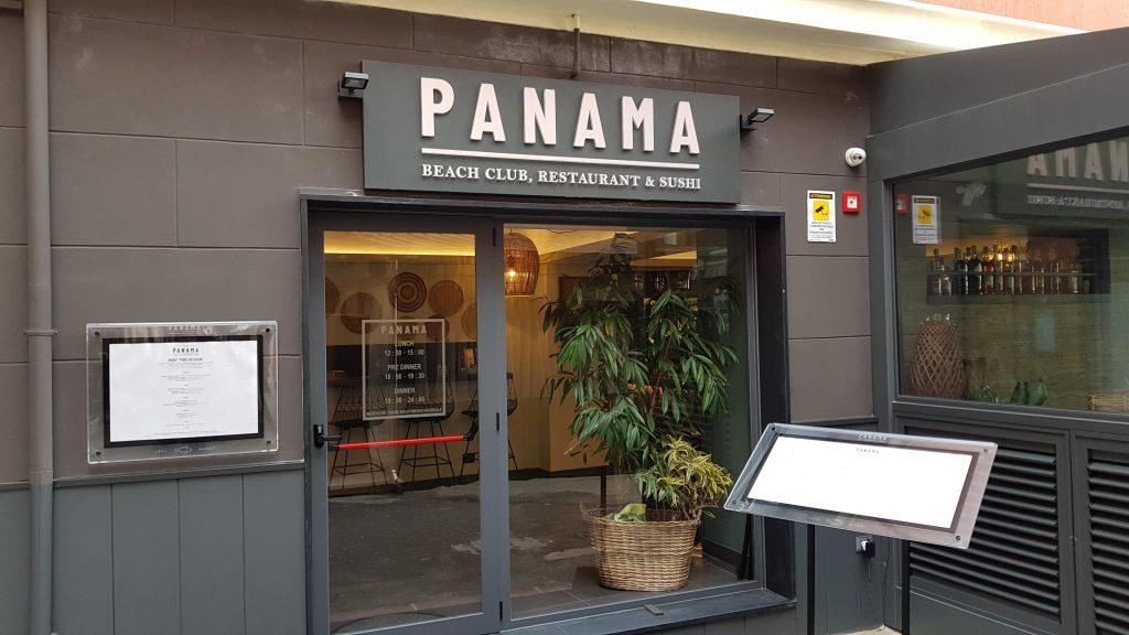 Panama Beach club, ristorante & sushi