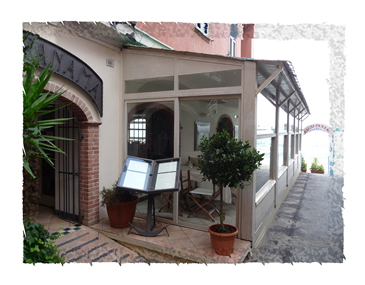 Panama restaurant, Alassio, Italie