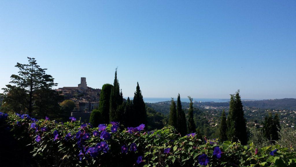 Leuk excursie vanuit Alassio, bezoek St Paul de Vence (pittoresk kunstenaarsdorpje)