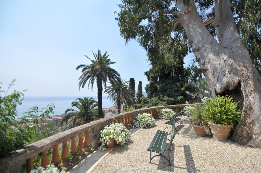 Villa della Pergola, Alassio (Landgoed & prachtige tuinen)