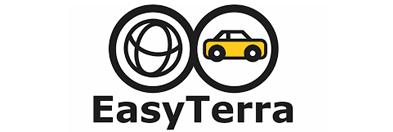 Easy Terra autoverhuur. Goed een auto huren in Genua, Milaan, Turijn of Nice